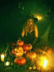 October Pumpkins