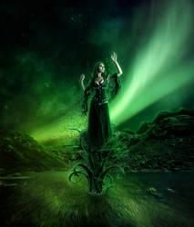Mistress Of The Night by IvannaDark