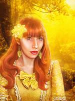 Golden July by IvannaDark