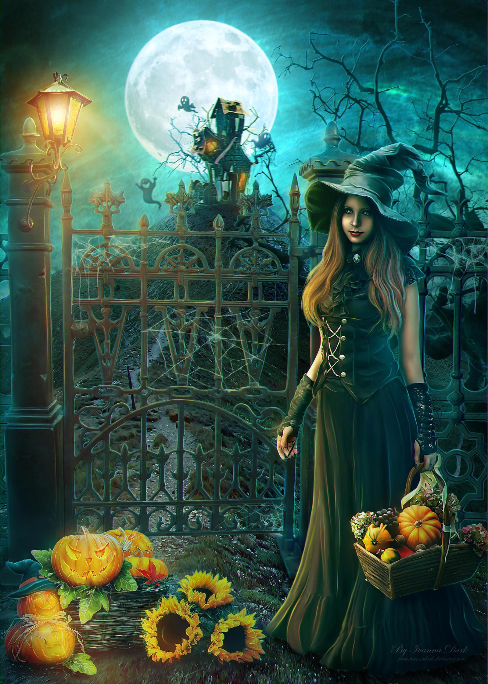 Halloween by IvannaDark