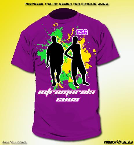d89df8b2557 CSG - Intramurals T-Shirt by xilent on DeviantArt