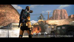 Black Mesa - Surface Tension 1 : Part 2