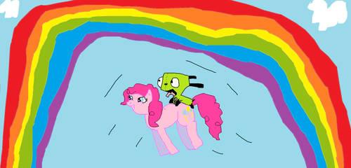 Pinkie Pie X G.I.R by DrawingGirl4