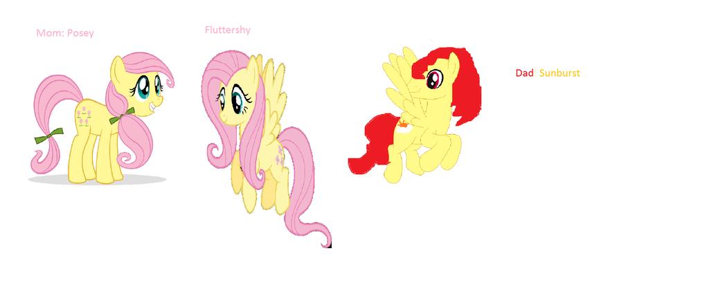 headcannon fluttershys parents by drawinggirl4 on deviantart