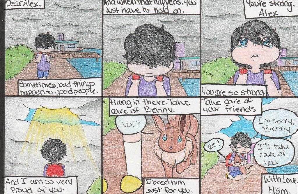 Dear Mom 33 by HaruBells