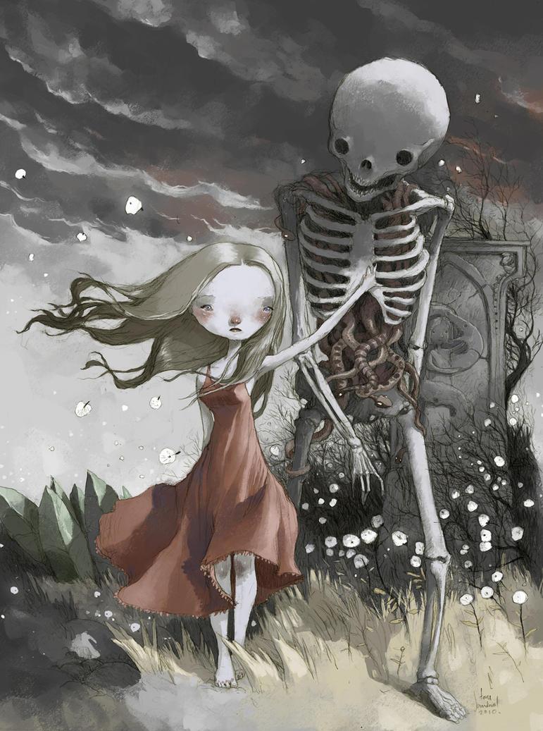 epidemia  de melancolia again by tonysandoval