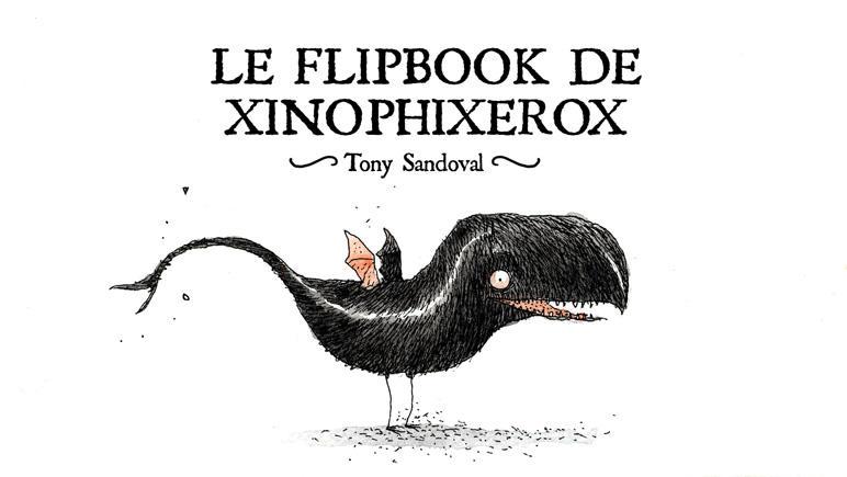 le flipbook de xinophixerox