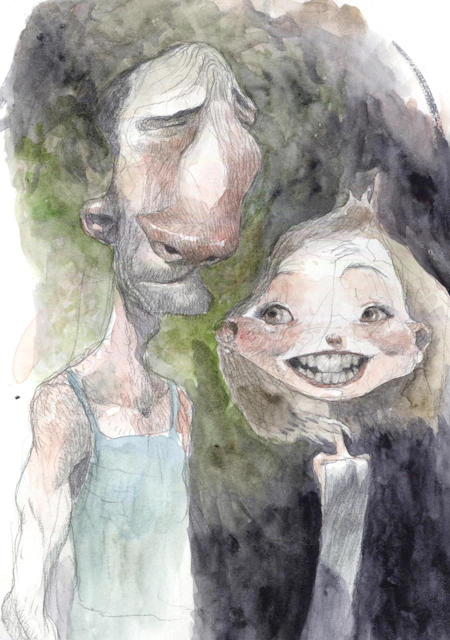 deformes by tonysandoval
