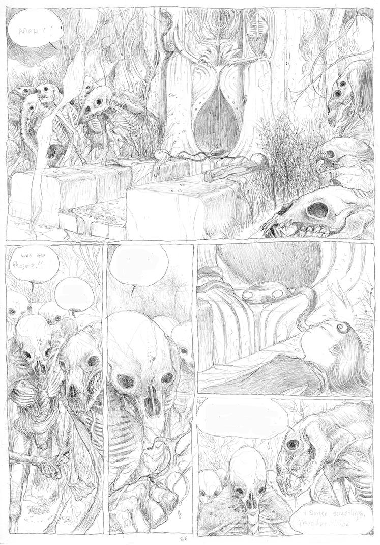 some pencils by tonysandoval