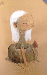 axe by tonysandoval