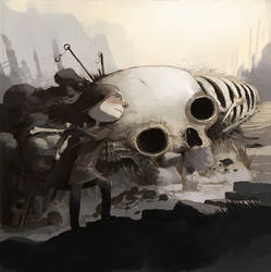 way of bones by tonysandoval