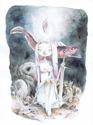 strange little girls 3 by tonysandoval