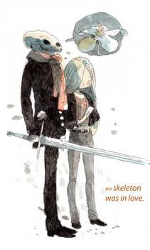 mr skeleton was in love 1