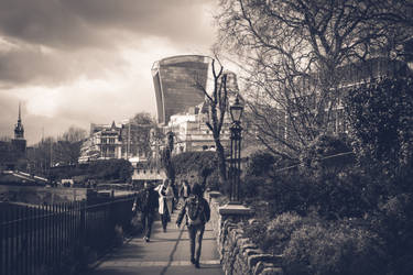 Life of London by thesaltirex