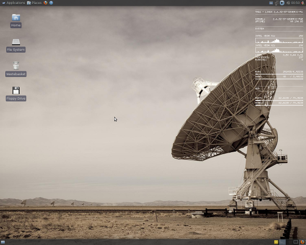 Desktop Screenshot by RockyFS