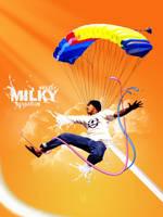 Milky Sensation by afrozenminute