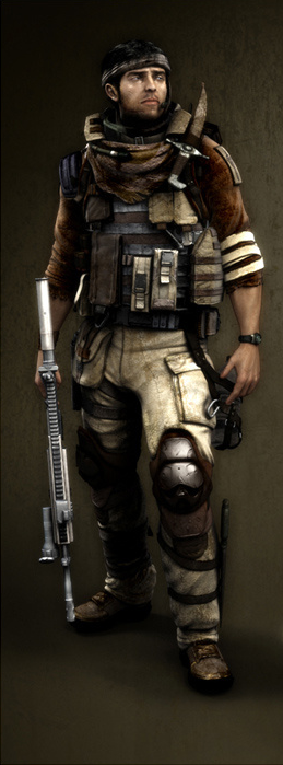 Captain Martin Walker (Kabul) by DELTAFORCE37
