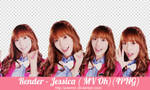 [PNG PACK ] Jessica#1 render - Girls Generation