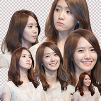 PNG PACK ( SNSD - Yoona  ) by JulieMin