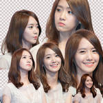 PNG PACK ( SNSD - Yoona  )