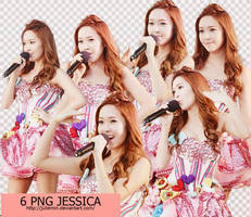 [ PNG PACK ] JESSICA #3 - SNSD by JulieMin