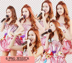[ PNG PACK ] JESSICA #3 - SNSD