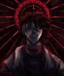 // Upright XV // The Devil - Coma by kiaxeven