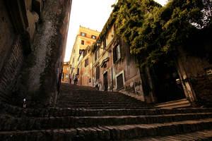 Stairs 'n' Streets. by MrMyiagi