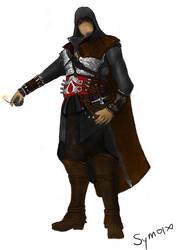 The black Assassin