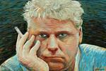 Theo van Gogh portret