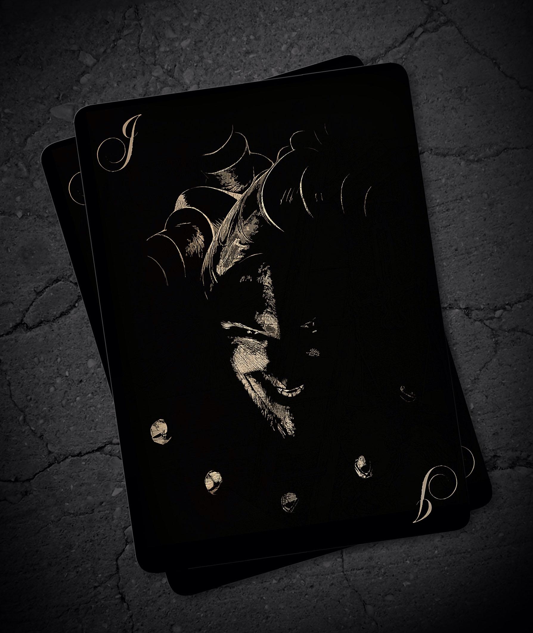 joker card art - photo #32