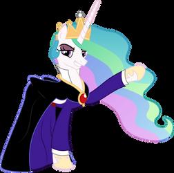 (Request) Evil Queen Celestia