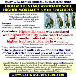 Ditch Dairy Milk Consumption it Increases Diseases by eatingourfuture