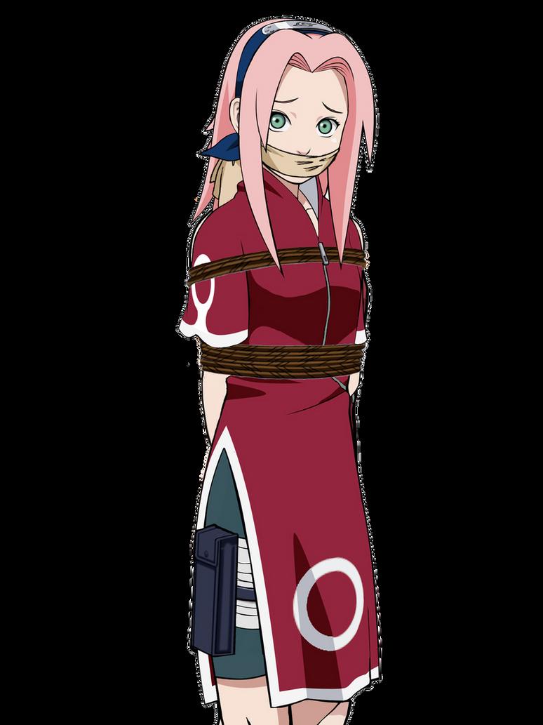 Sakura haruno shippuden full body