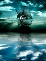 Ghost Ship by NooA
