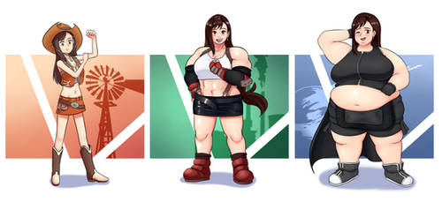 Tifa Sequence by MagicStraw
