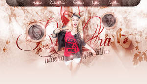 Rita Ora Header - New Onliner by cherryproductionsorg