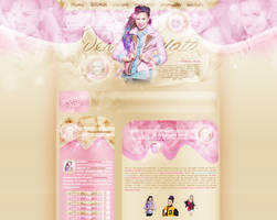 Demi Lovato Theme by cherryproductionsorg