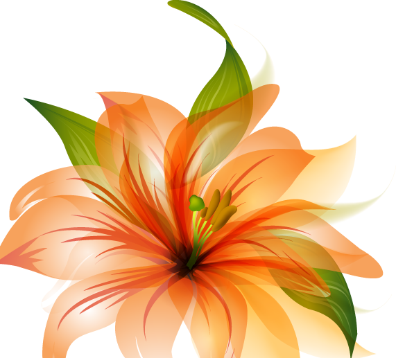 Flower Vector Png Hd