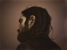 John Frusciante portrait by Maaao