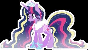 MLP Headcanon/Redesign Twilight Sparkle