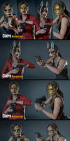 Claire Masquerade Modpack (4 Masks)