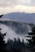 Smoke on the Mountain by netzephyr
