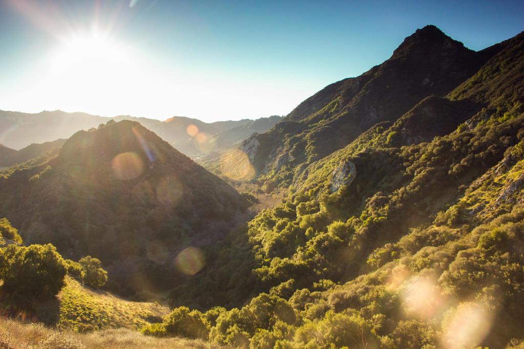Malibu Sunrise II
