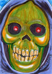 Alcala Skeletor!