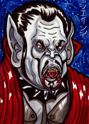 Bram Stoker's Dracula - Count Dracula for Viceroy by RazeComix