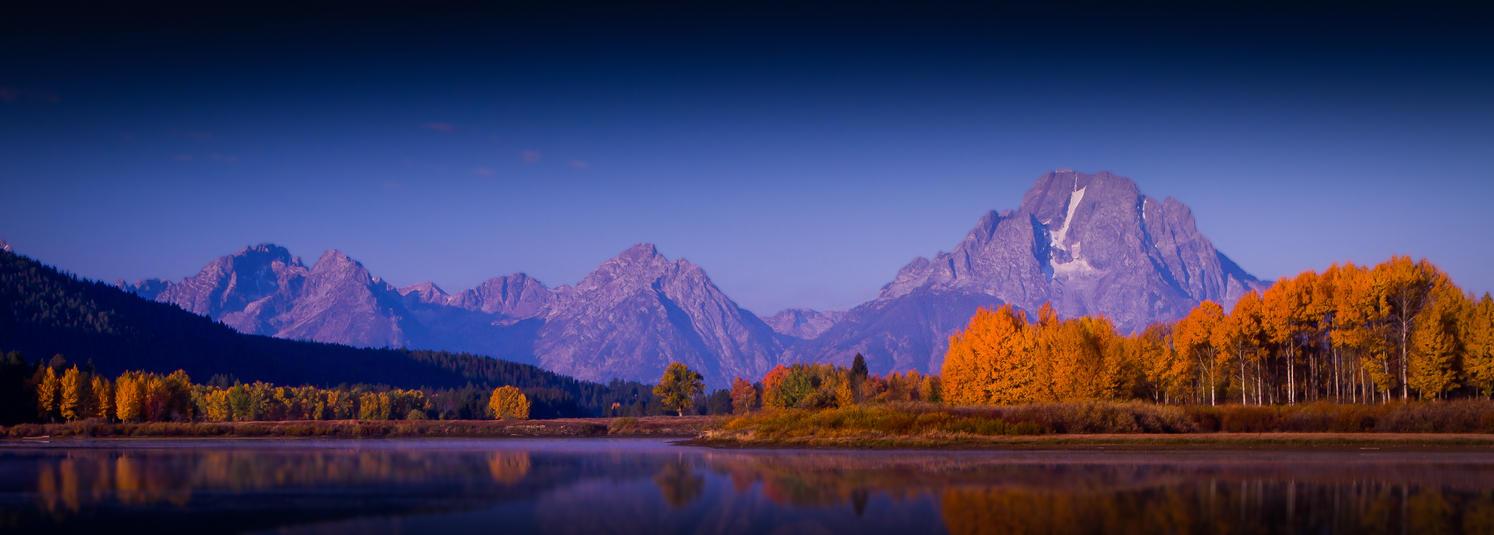 Grand Teton by bberkok