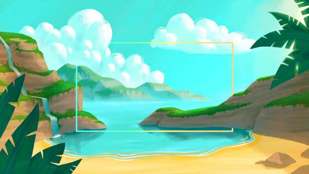 Playa caliente