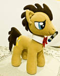 Doctor Whooves - Big plush!