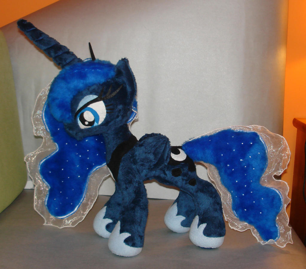 Princess Luna by mmmgaleryjka